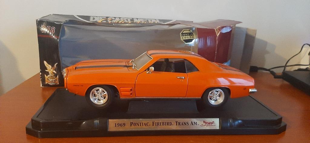 Pontiac Firebird Trans Am 1969 1 18 Kup Teraz Za 175 00 Zl Piasecznio Allegro Lokalnie
