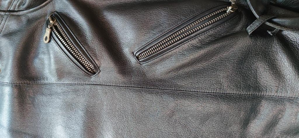 Кожанная куртка мотоциклетная ixs szfajcarska, фото 10