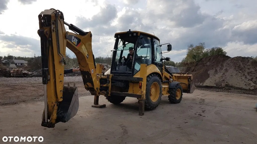 Cat 428E Caterpillar