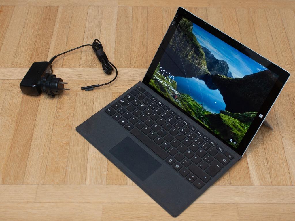 Купить Surface 3 Pro с оригинальной клавиатурой i3 4 ГБ 64 ГБ на Otpravka - цены и фото - доставка из Польши и стран Европы в Украину.