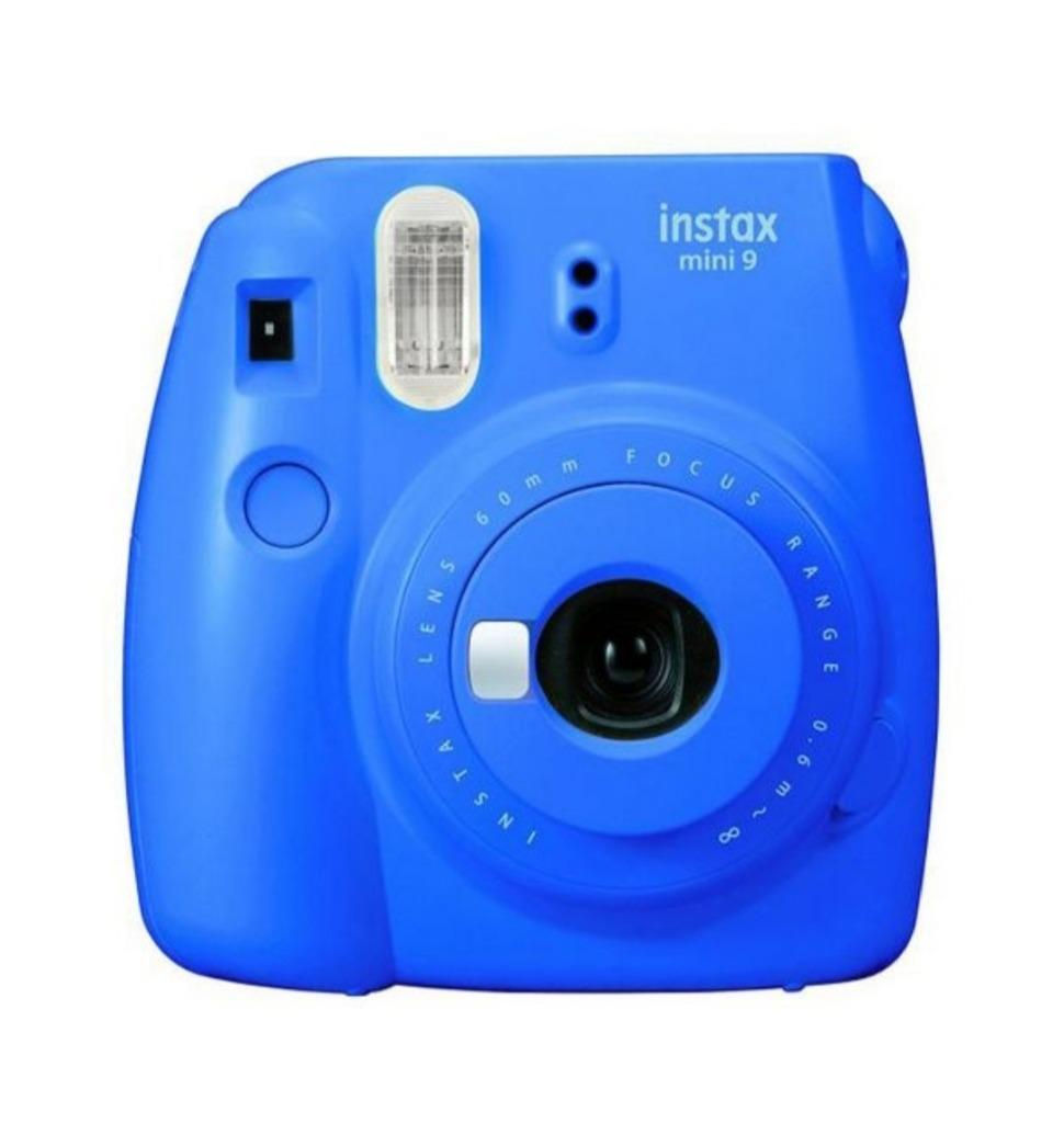 Aparat natychmiastowy Instax Mini 9 jasnoniebieski