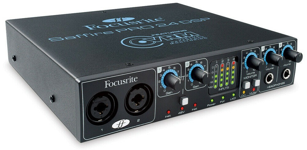 Item Focusrite Saffire Pro 24 DSP