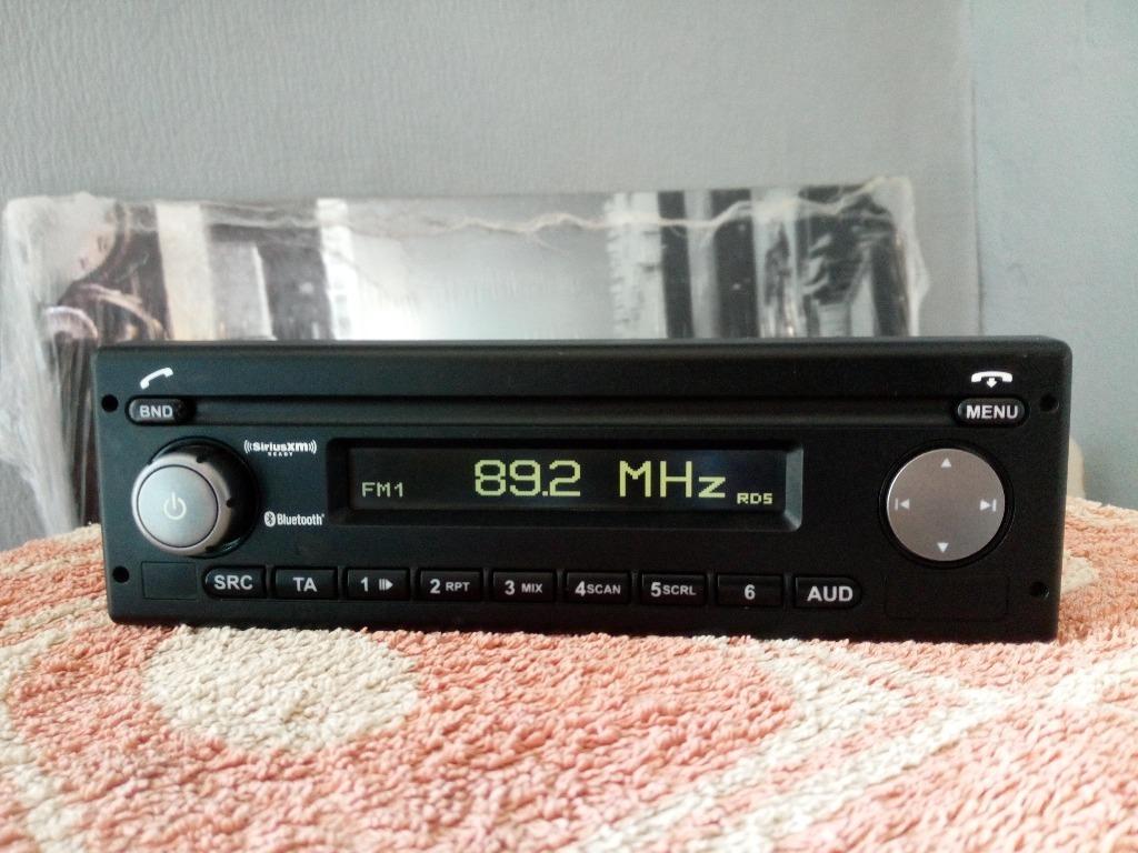 оригинальные радио джон дир 12v bosch bluetooth