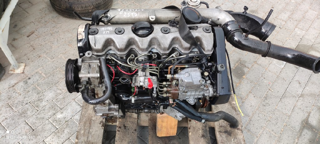 Двигатель комплектный volkswagen t4 2.5 tdi volkswagen lt 2, 5 tdi volvo, фото 3
