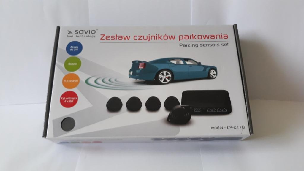 комплект датчиков парковки савио - buzzer