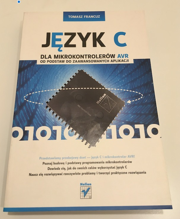 Jezyk C Dla Mikrokontrolerow Avr Kup Teraz Za 49 00 Zl Kobior Allegro Lokalnie