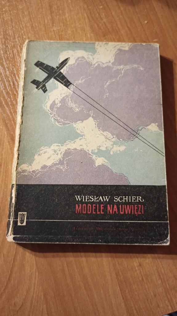 MODELE NA UWIĘZI SCHIER 1955R
