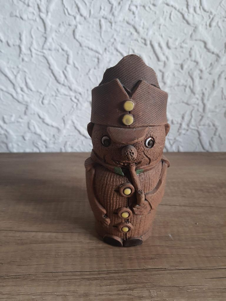 Kufel ceramiczny - wojak Szwejk