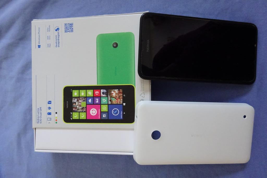 Telefon Nokia Lumia 630 Dual Sim Kup Teraz Za 100 00 Zl Ustron Allegro Lokalnie