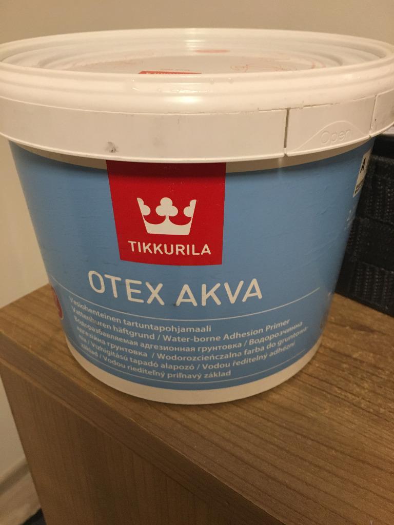 Tikkurila Otex Akva farba na trudne podłoża 2,7L
