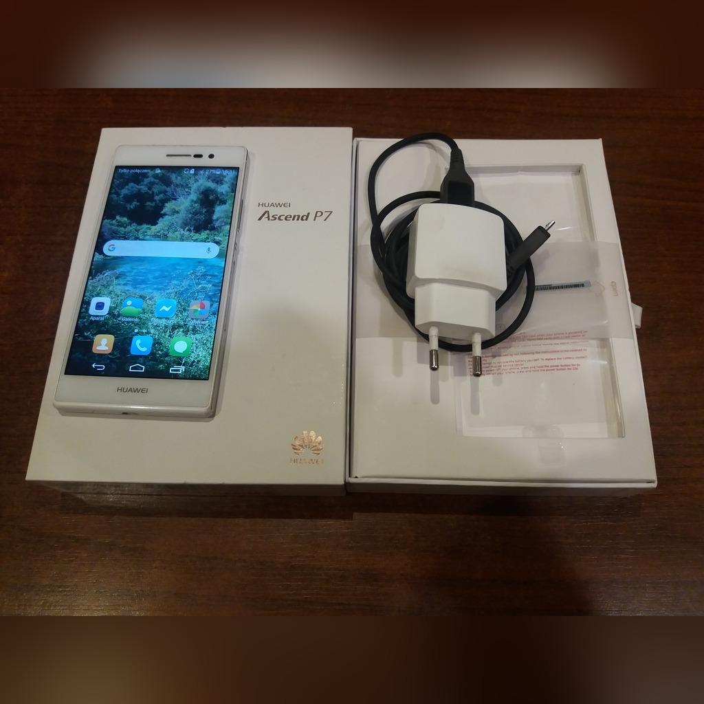 Huawei Ascend P7 Kup Teraz Za 275 00 Zl Iskrzynia Allegro Lokalnie