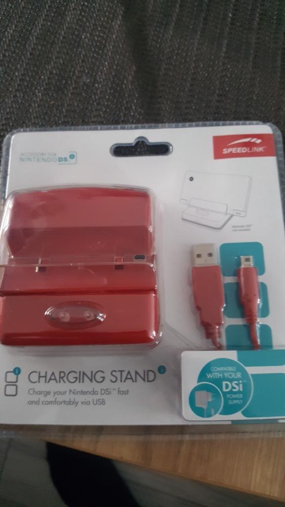 Купить Зарядная станция для Nintendo DSi на Otpravka - цены и фото - доставка из Польши и стран Европы в Украину.