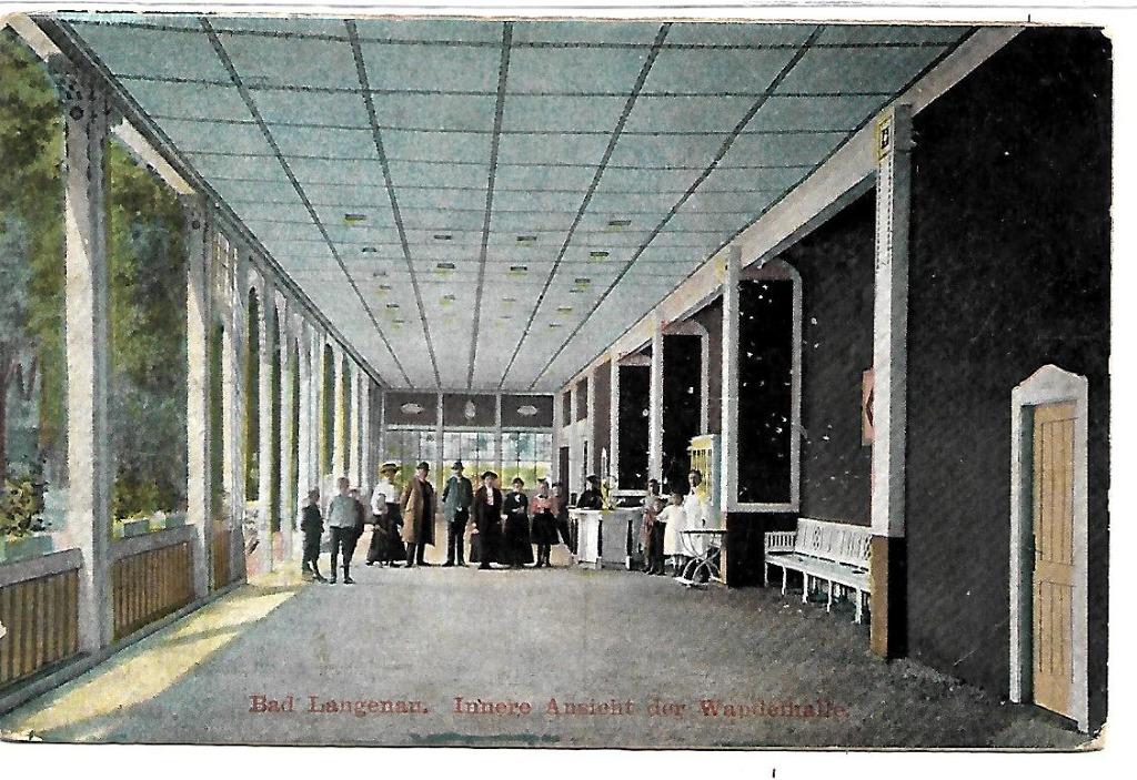 Długopole Zdrój, (Bad Langenau), 1915 rok