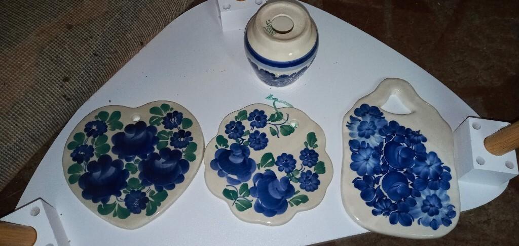 Porcelana ręcznie malowana zestaw