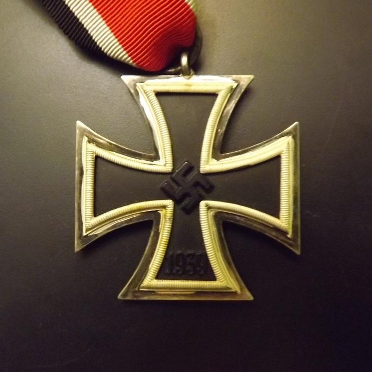 Item Iron cross II CL. 1939, perfect condition, original