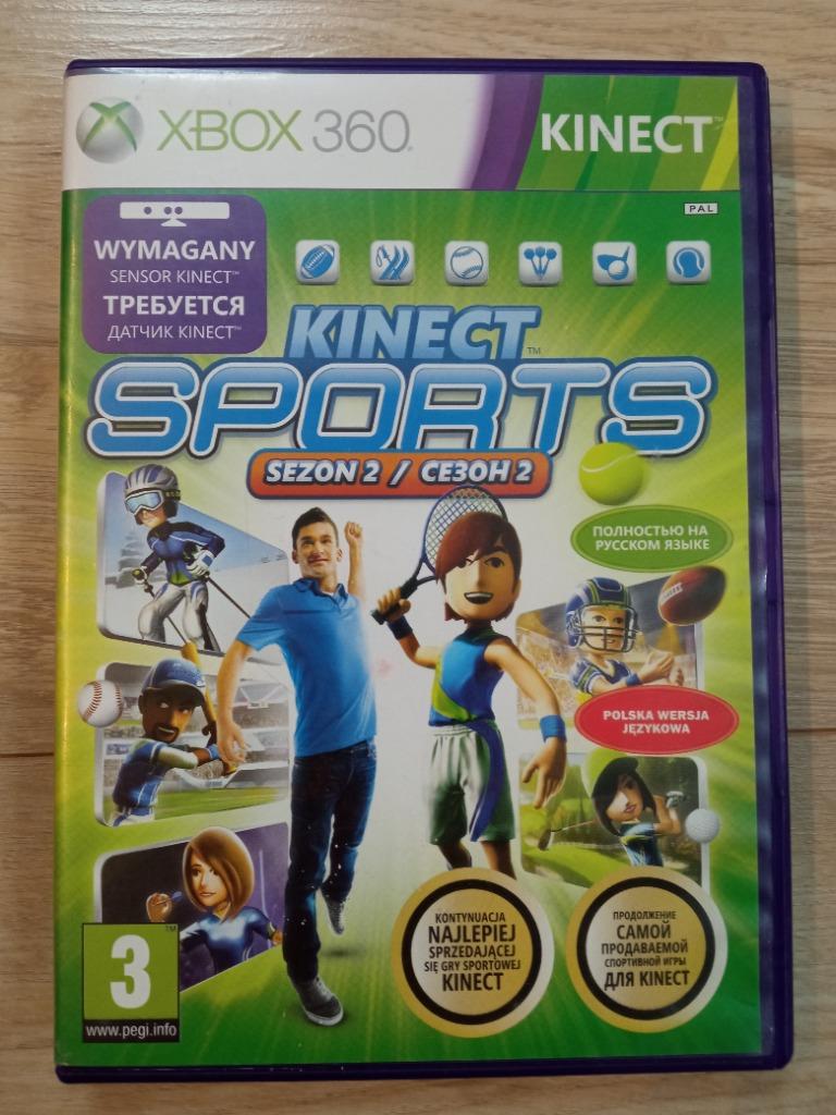 Xbox 360 Kinect Sports Sezon 2 Kup Teraz Za 61 00 Zl Bydgoszcz Allegro Lokalnie