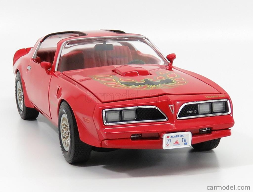 1 18 Auto World Pontiac Firebird Trans Am 1977 Kup Teraz Za 250 00 Zl Warszawa Allegro Lokalnie