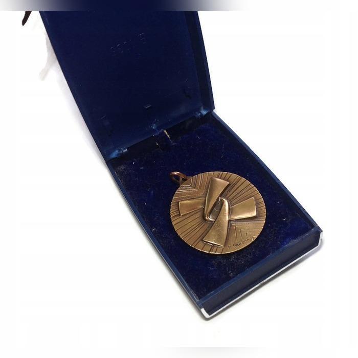 Medal  D' ITALIA  sportiva polizie municipali