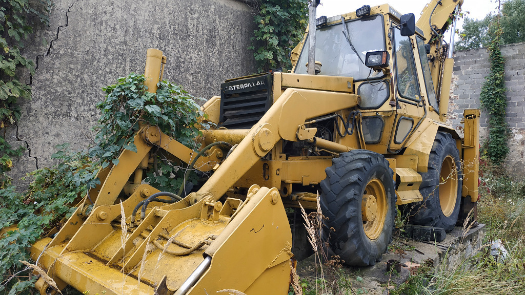 Cat 428 Caterpillar