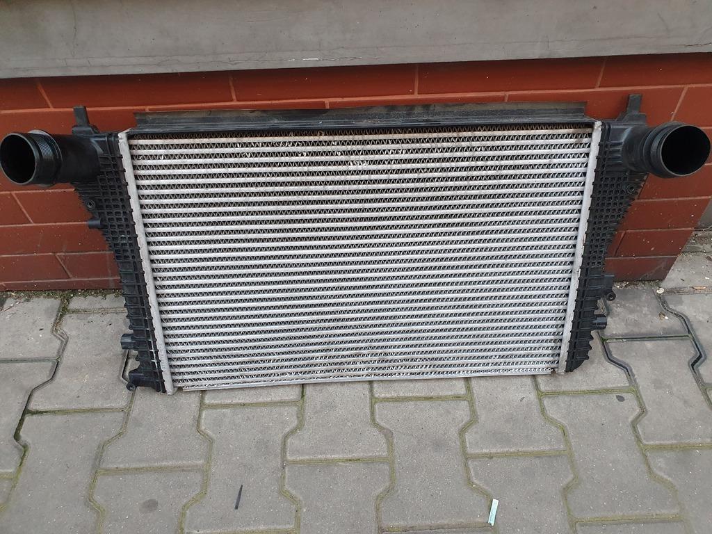 радиатор промежуточное vw skoda 1ko 145 803 bm