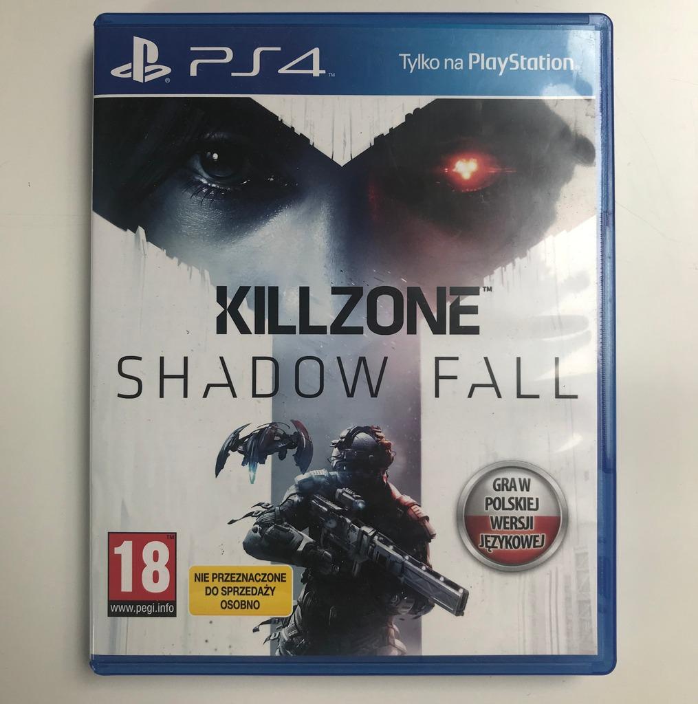 Killzone Shadow Fall Ps4 Kup Teraz Za 25 00 Zl Slupno Allegro Lokalnie