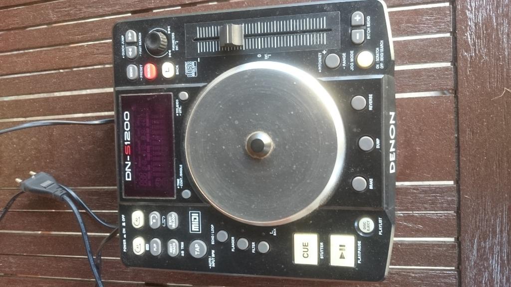 Item Denon s-1200