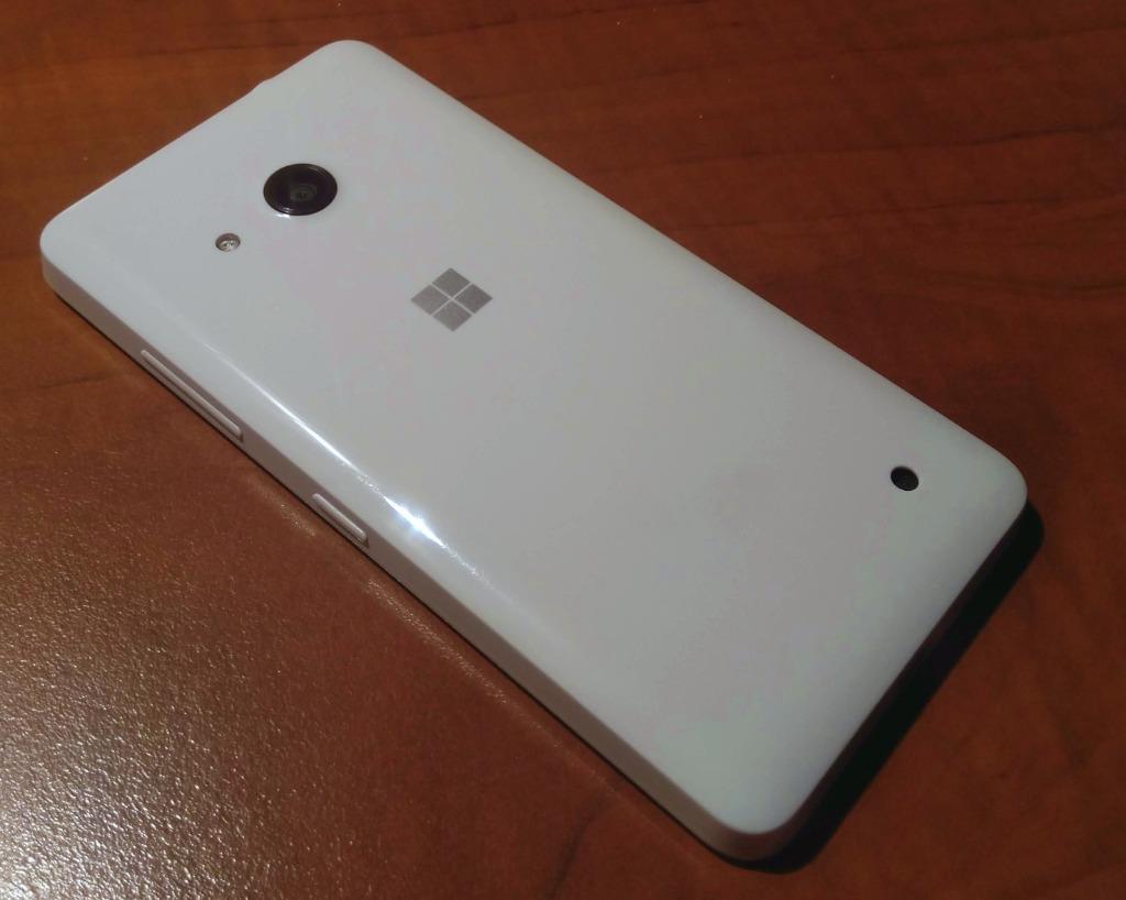 Smartfon Telefon Microsoft Lumia 550 Bialy Kup Teraz Za 69 00 Zl Warszawa Allegro Lokalnie