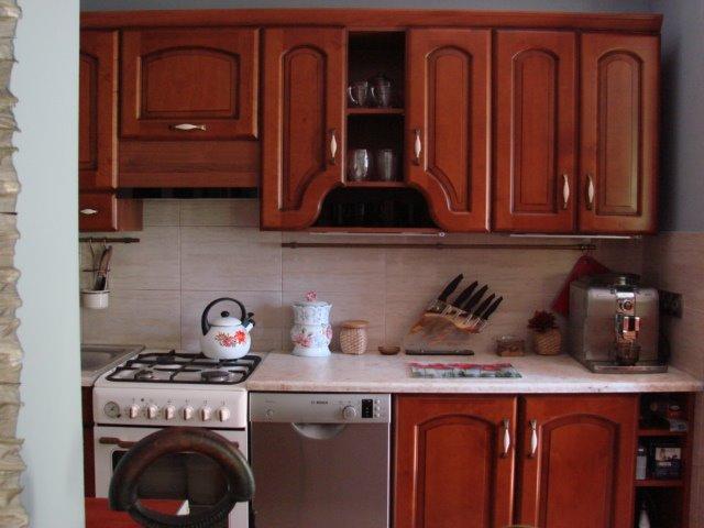 Kuchnia Nika Fantazja Drewniane Fronty Kup Teraz Za 850 00 Zl Krakow Allegro Lokalnie