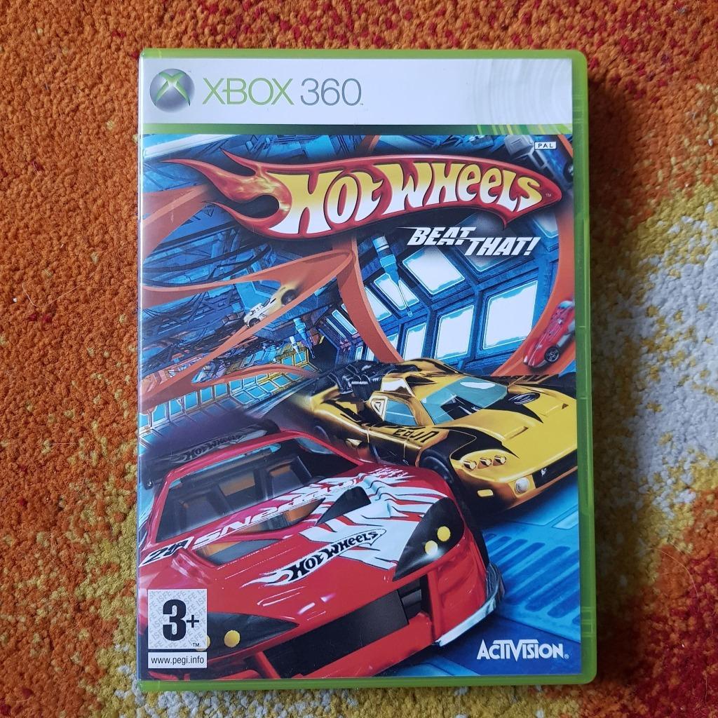 Hot Wheels Beat That Xbox 360 Kup Teraz Za 85 00 Zl Biale Blota Allegro Lokalnie