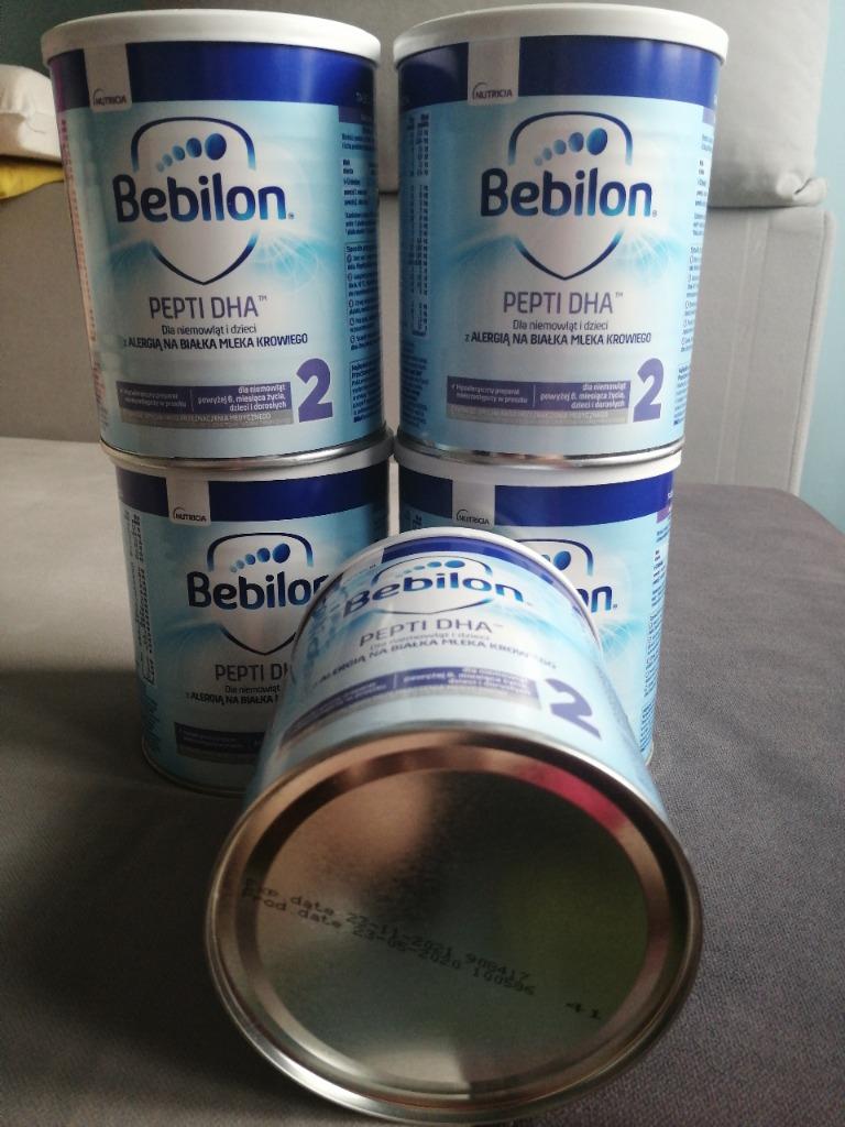 Mleko Bebilon Pepti 2 Dha 5 Szt Kup Teraz Za 160 00 Zl Wloclawek Allegro Lokalnie