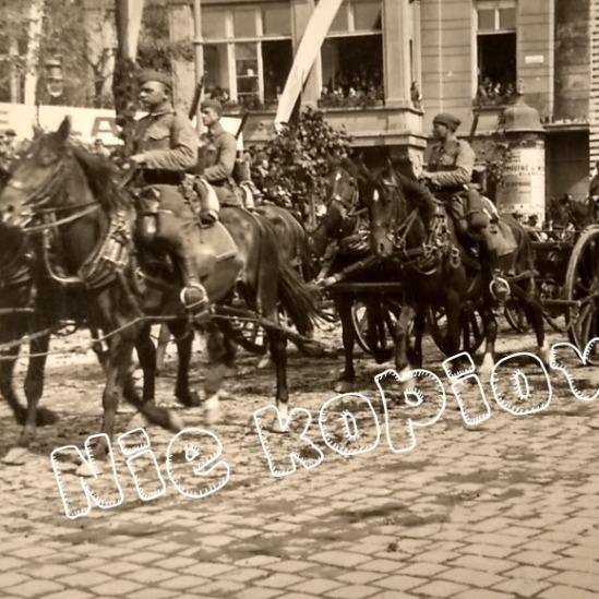 Lwów Święto 3 Maja 1936  II RP Oryginał  sfw4