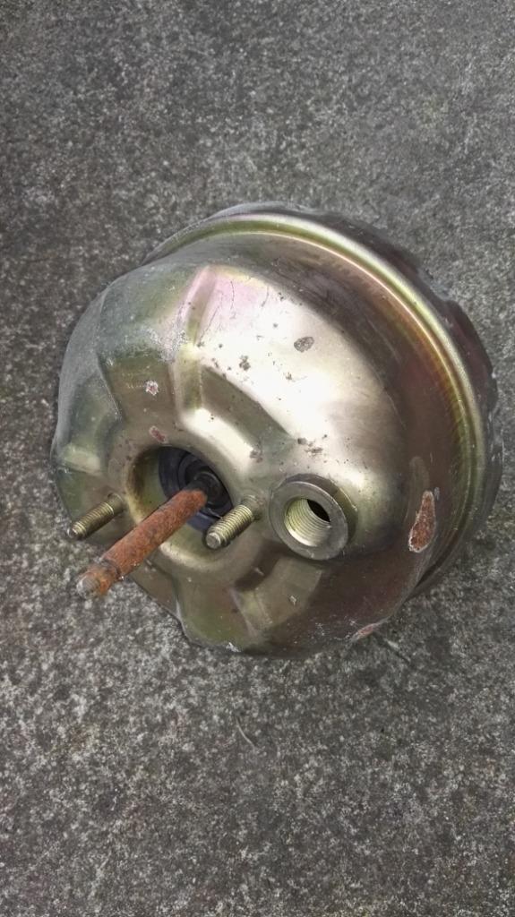 серво усилитель тормозов p125