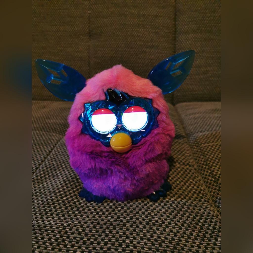 Furby Boom Cristal