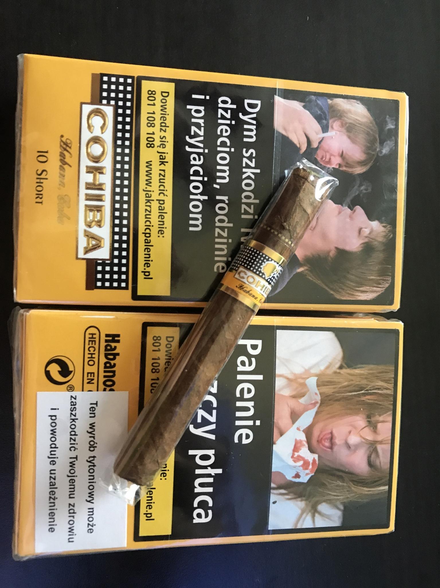 Коллекционные сигары Coshiba Cuba