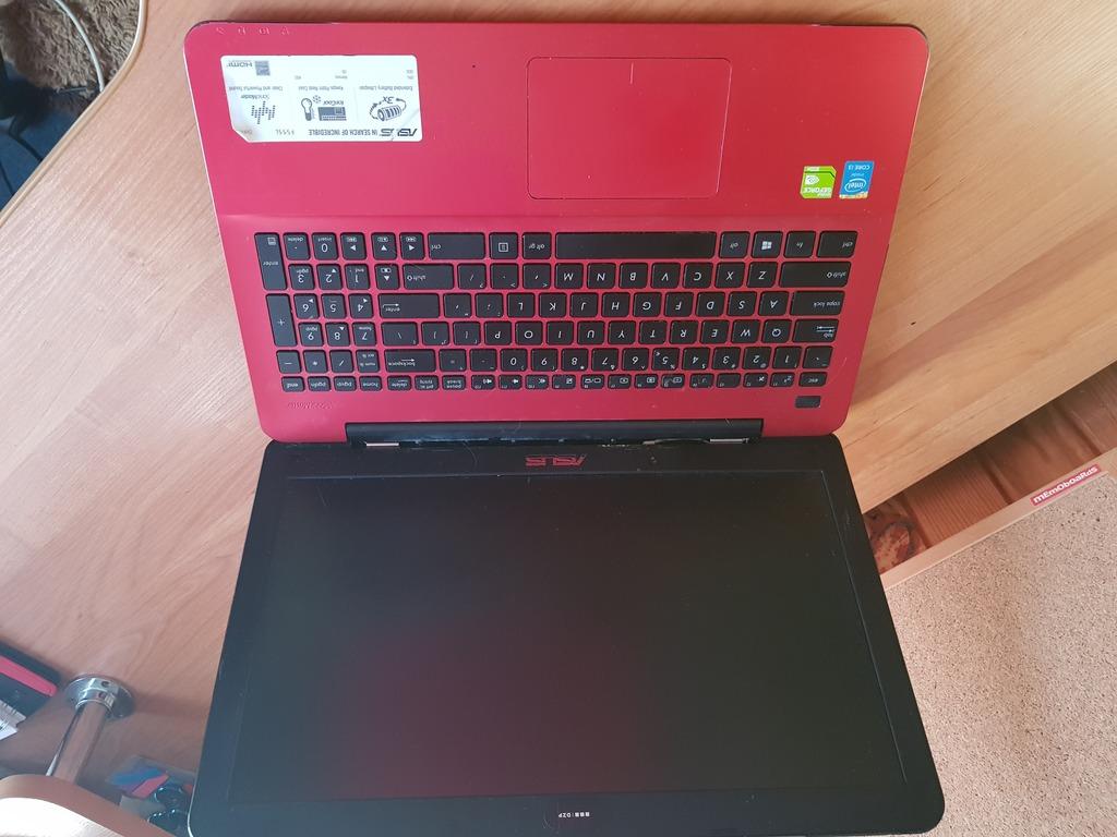 Laptop Asus F555l Kup Teraz Za 750 00 Zl Radom Allegro Lokalnie