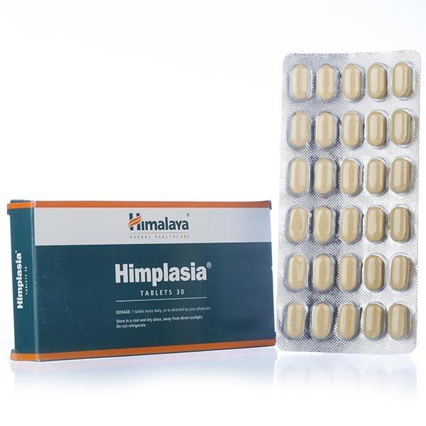 Himplasia firmy Himalaya. Ważność do listopada2021