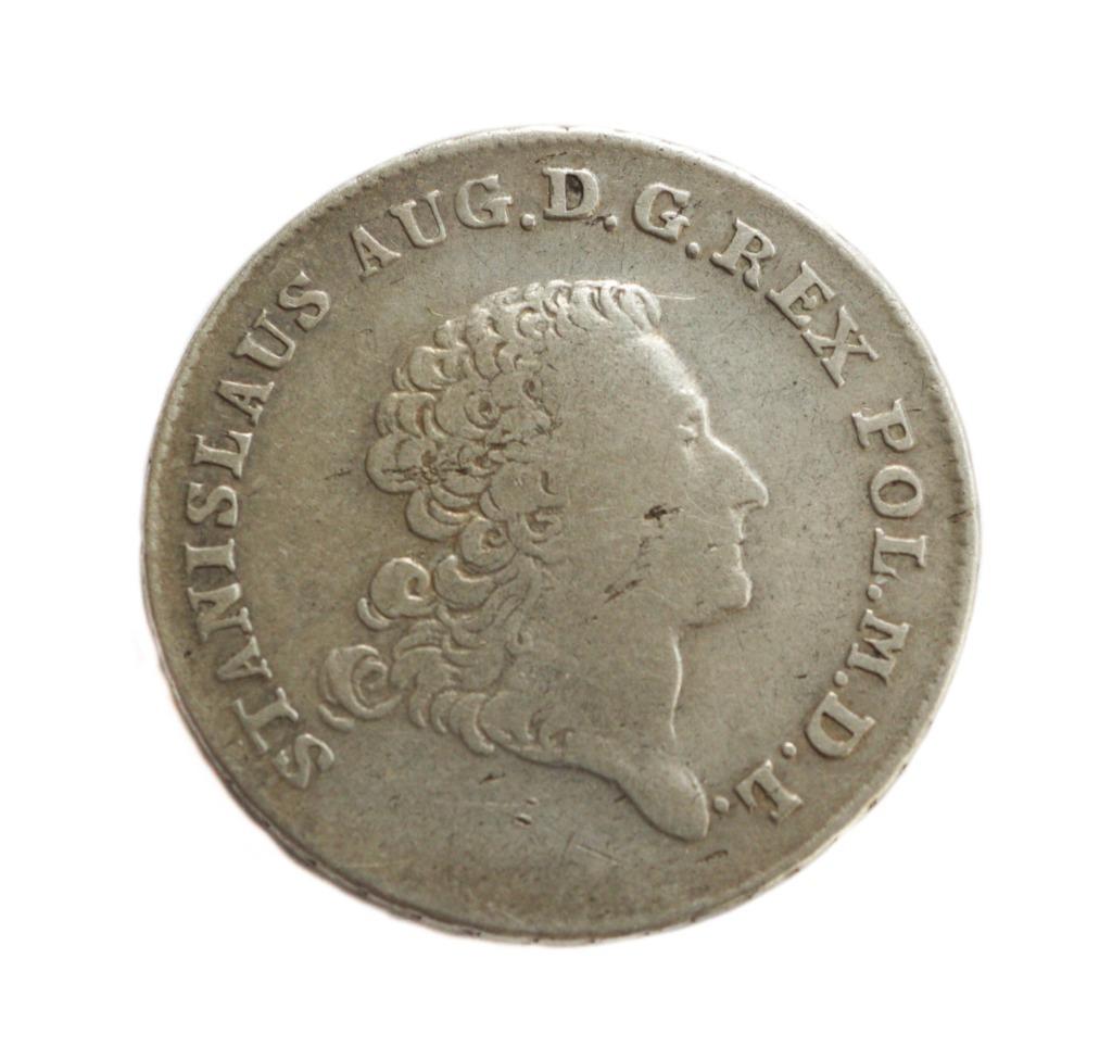 Польская корона 1768 г.