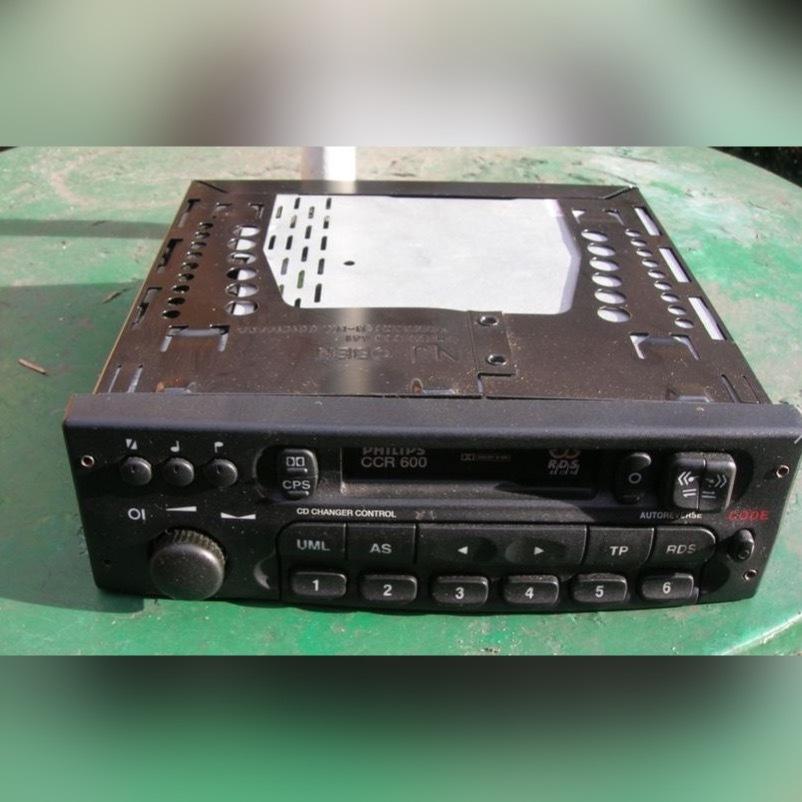 Автомобильный магнитофон