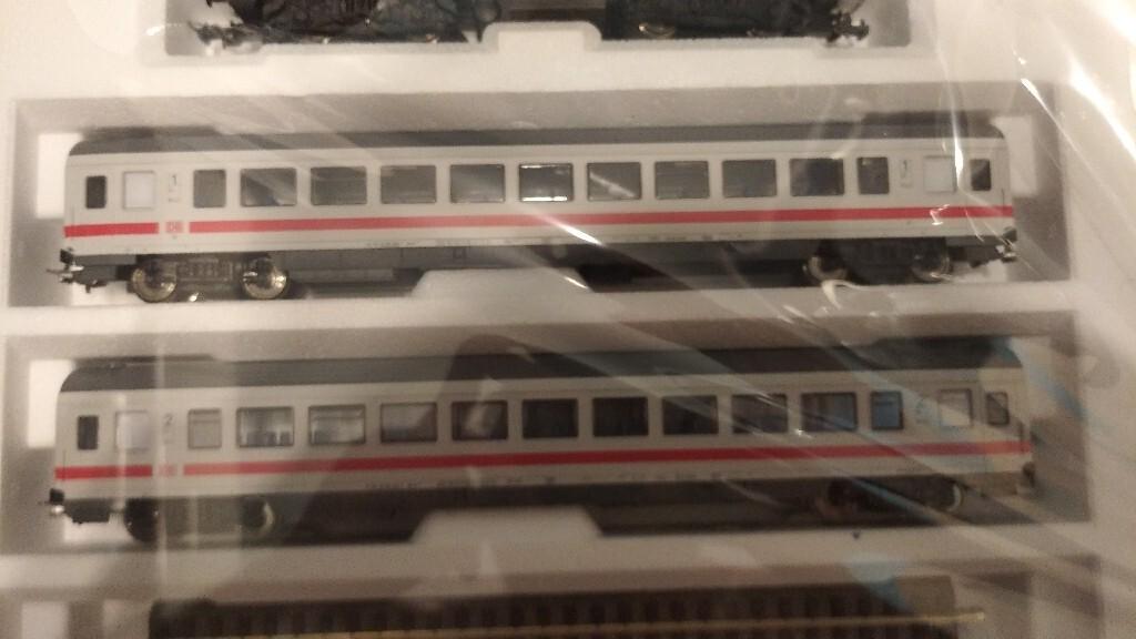 Wagony pasażerskie db