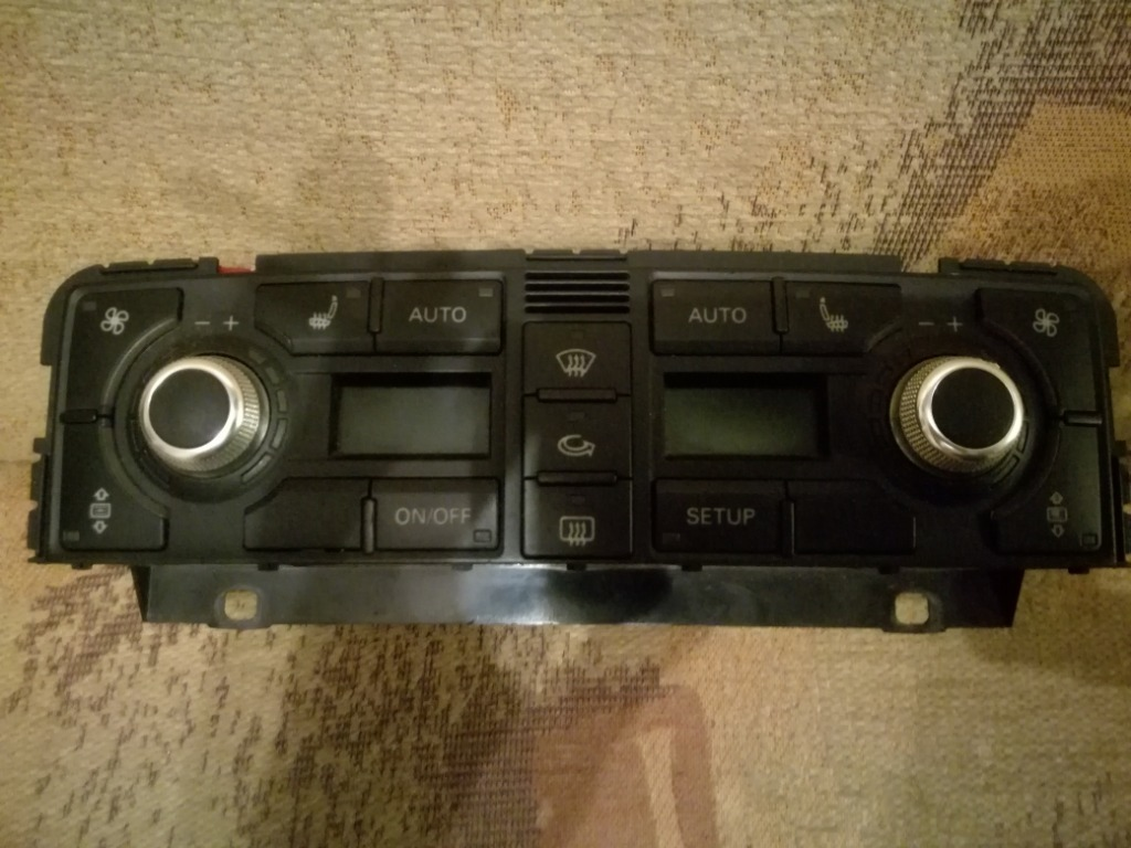 панель драйвер кондиционирования воздуха audi a8 d3 4e0820043d