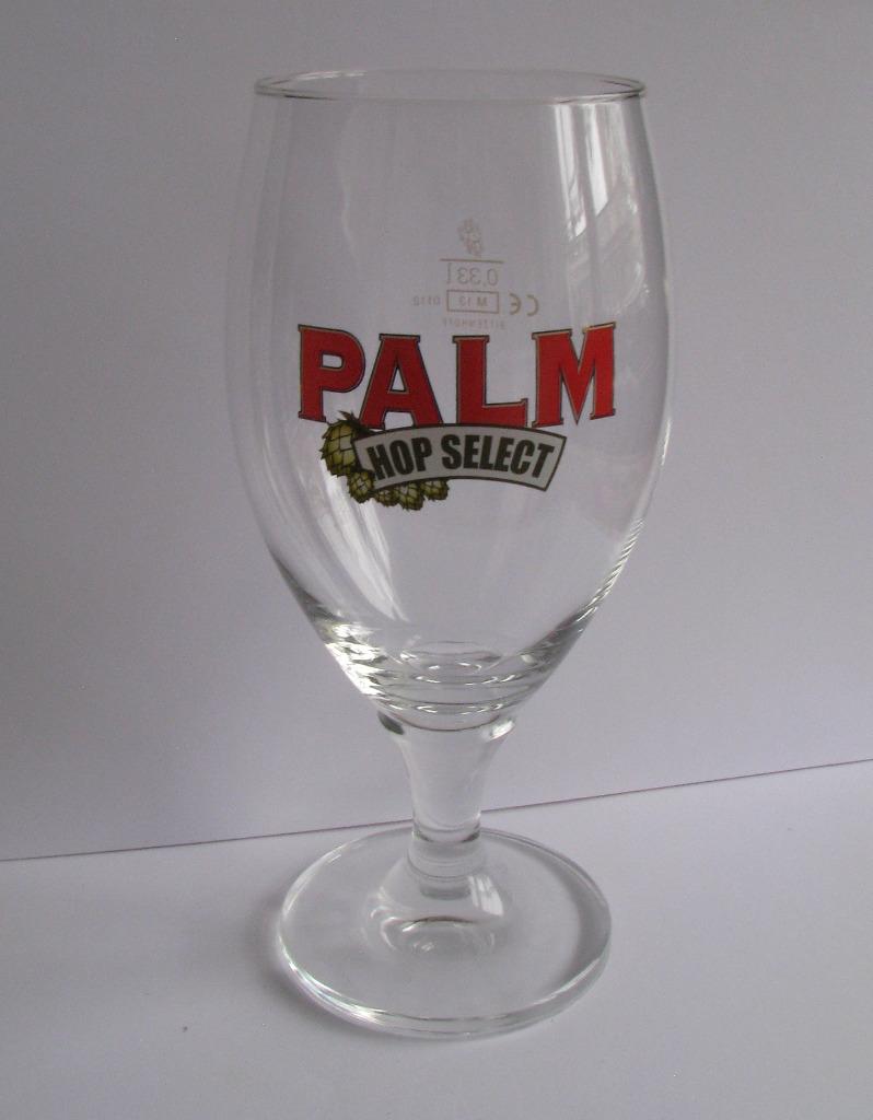 Palm hop select - pokal 0,33L