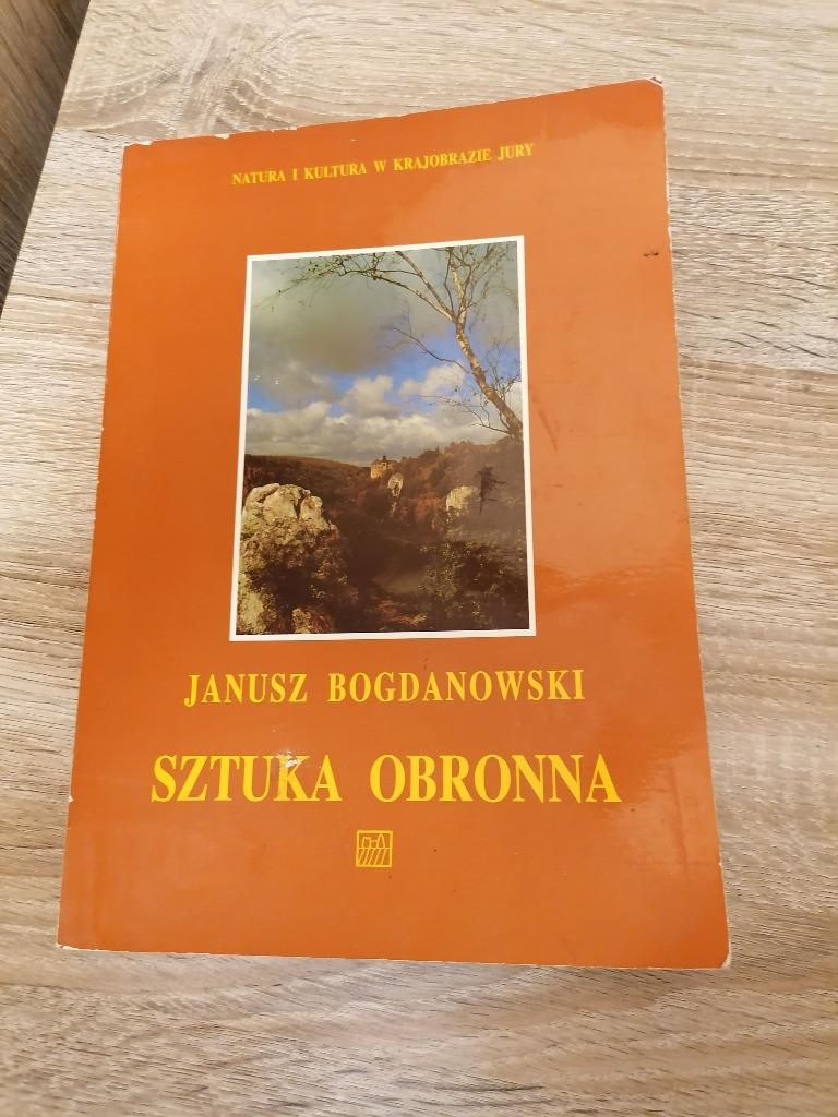 Sztuka Obronna - Janusz Bogdanowski