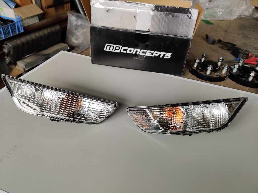 фонарь указателя поворота ford мустанг 2015 комплект