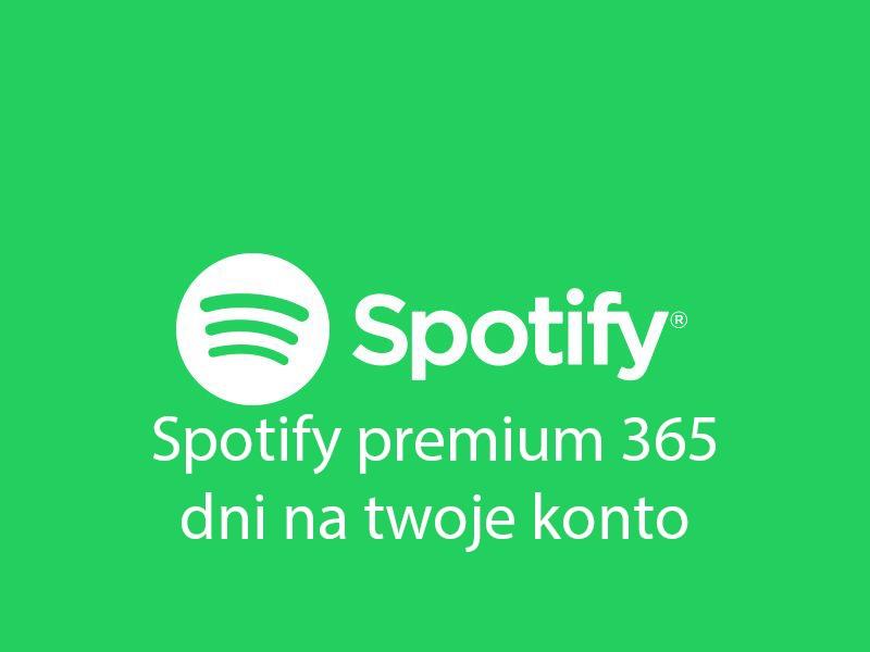 Spotify Premium 365 Dni Na Twoje Konto Kup Teraz Za 26 99 Zl Elblag Allegro Lokalnie