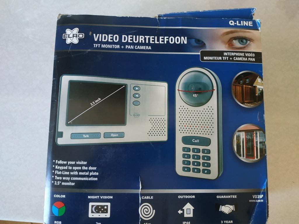 Wideodomfon Nowy Q-line