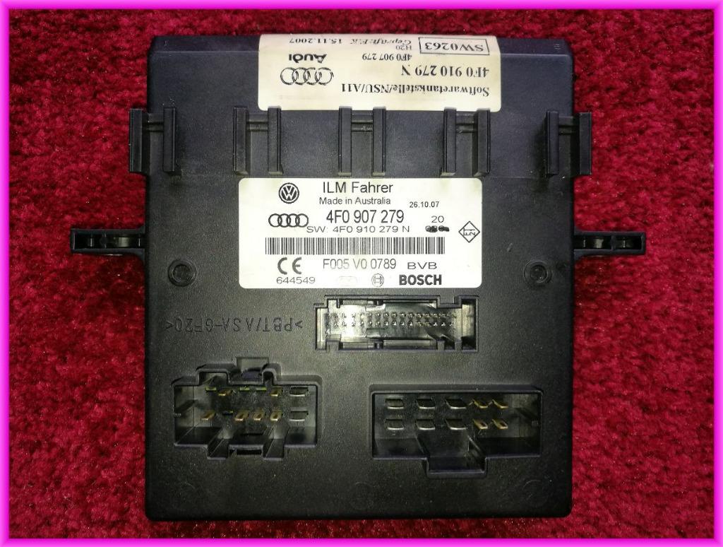 модуль света led audi a6 c6 4f0907279 4f0910279n