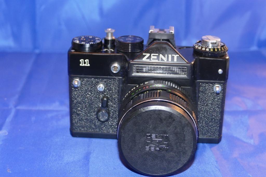 Зенитный фотоаппарат zenith 11