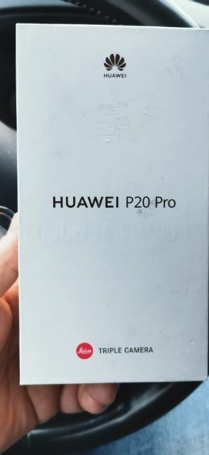 Купить NOWY! Huawei P20 Pro | 128GB | 6GB Ram | OKAZJA! на Otpravka - цены и фото - доставка из Польши и стран Европы в Украину.
