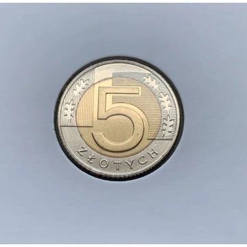 Монета 5 злотых с 2020 года, Стэн из банка ролл