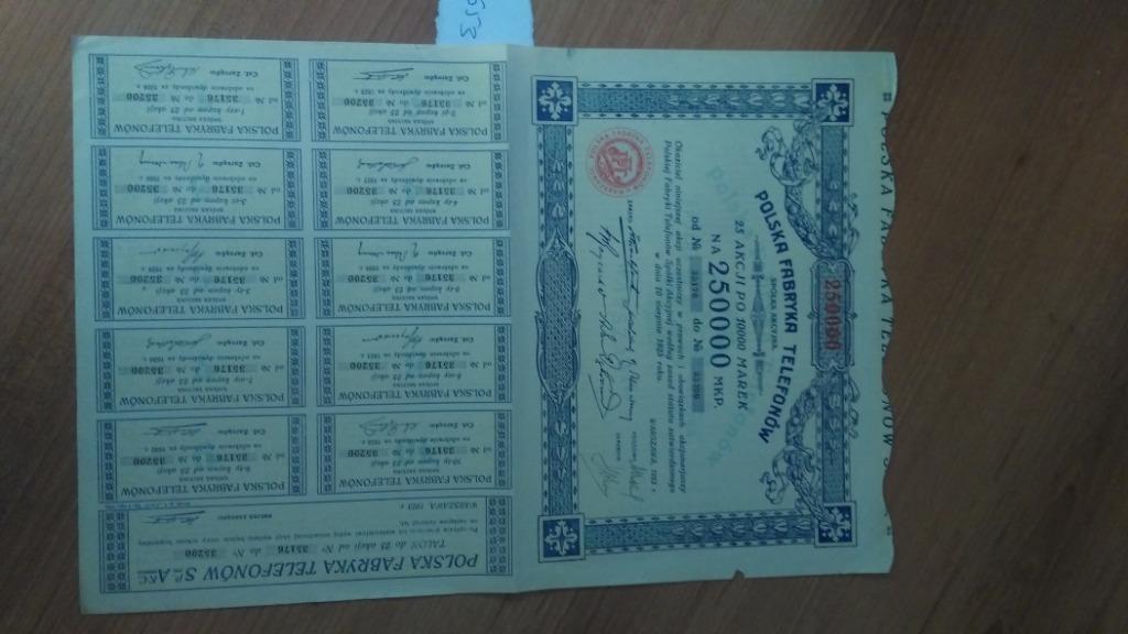 Купить Польская ТЕЛЕФОННАЯ ФАБРИКА 250 000 кв.м 1923 г. на Otpravka - цены и фото - доставка из Польши и стран Европы в Украину.